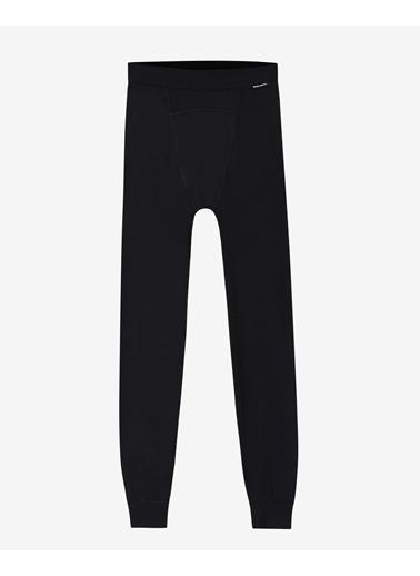 Skechers Skechers S202603-001 Thermal M Slim Siyah Erkek Eşofman Altı Siyah